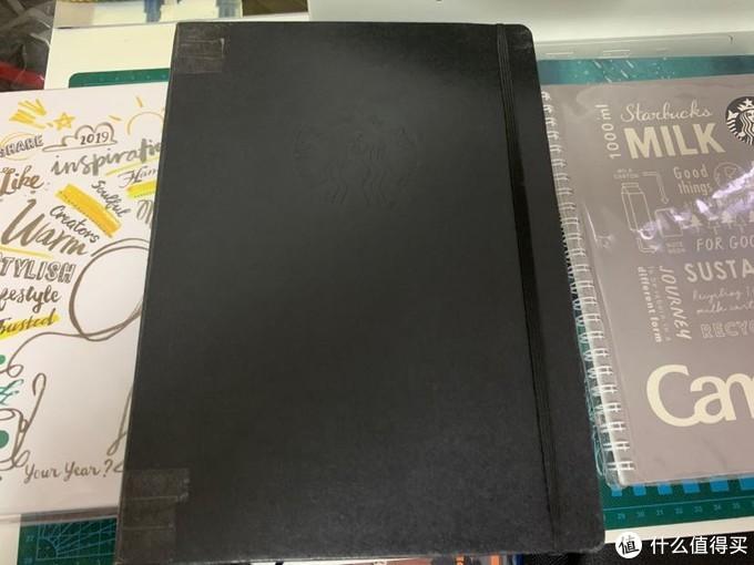 星巴克版 Traveler's Notebook&Moleskine