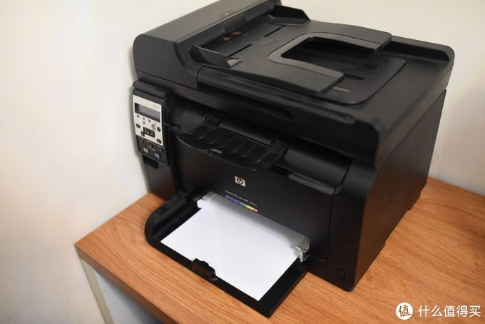"""高速高效低成本,可以""""闪充""""的打印机惠普NS 1020w使用体验"""
