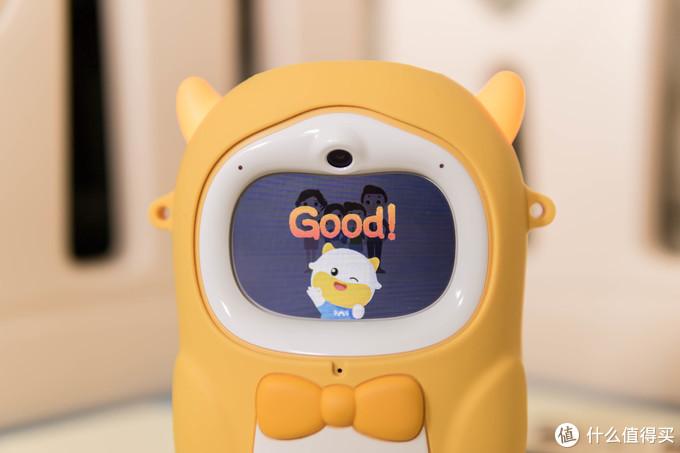 """发音不太标准的时候,它也会鼓励性地说""""Good!"""""""