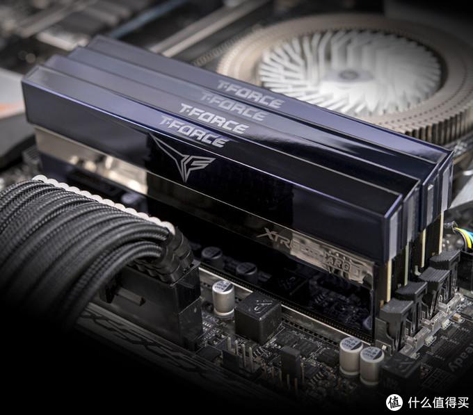 反射镜面灯效+铝合金材质:十铨发布T-Force家族顶级 Xtreem ARGB DDR4 台式机内存