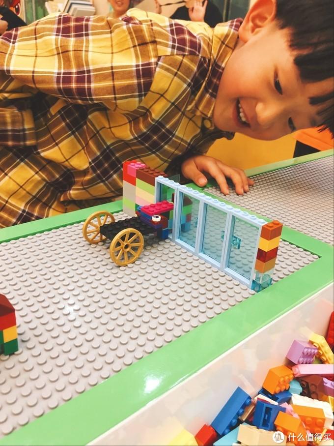 4岁半男孩爱积木——记录他独立拼插乐高的日常