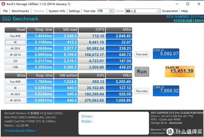 装机配置单:ROG Z390+D60G+9700K必酷BASE500 装机实录