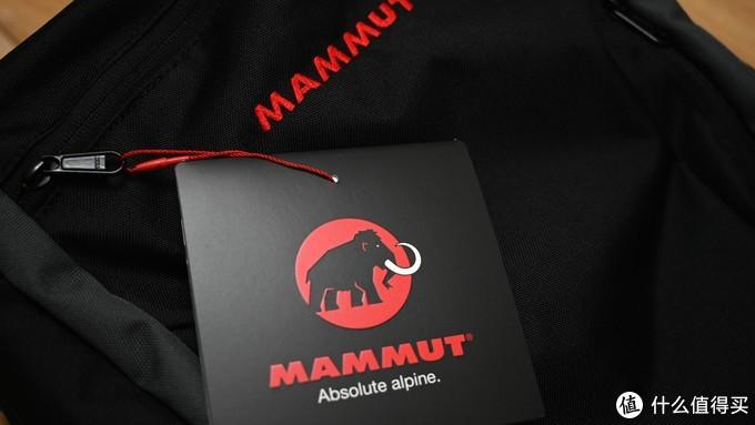 MAMMUT EXCERON LMT 22L 双肩包 开箱简评