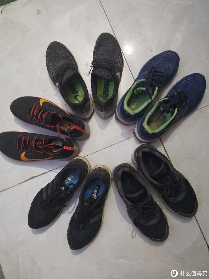 跑步装备评测篇一:跑步两年入手的跑鞋 干货
