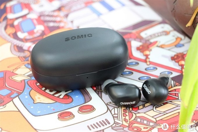 硕美科W10真无线蓝牙耳机测评:佩戴舒适,触摸操控