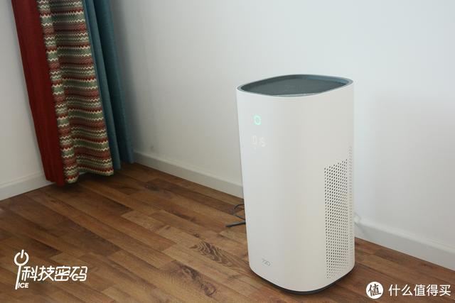 高效而全面HUAWEI HiLink 720全效空气净化器C400图赏简评