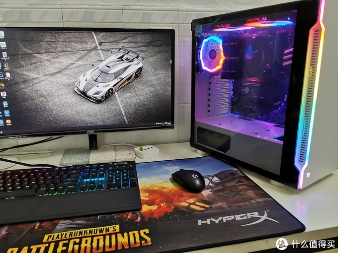 给电脑一个颜值超高新家,TT挑战者H2开箱体验