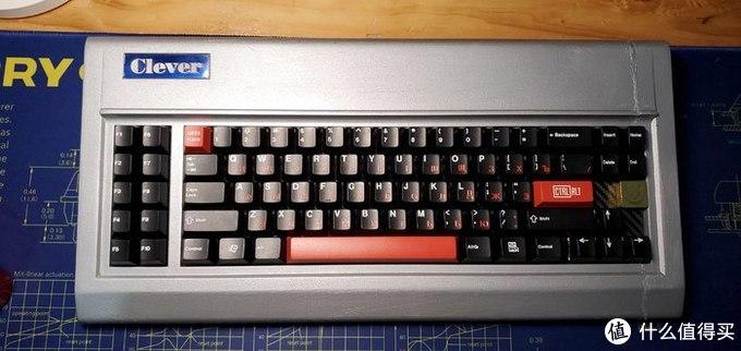 学学大神,改造键盘!