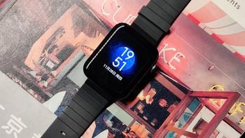 小米智能手表评测体验(佩戴)
