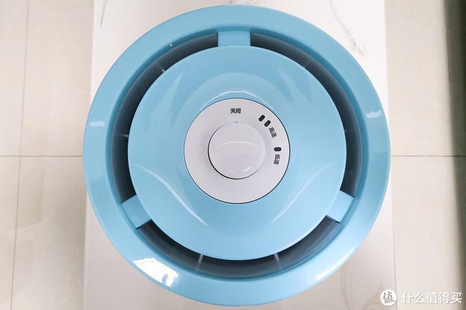 应对干燥的利器—飞利浦 HU4801空气加湿器开箱体验