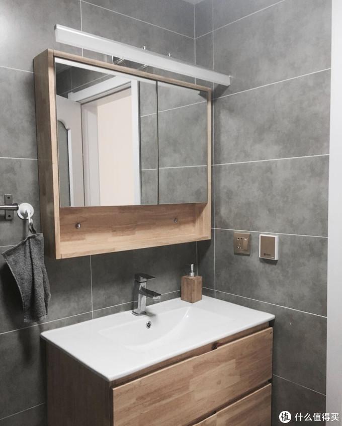 太人性化了!最走心的卫生间洗手台设计,用十年都不落伍!