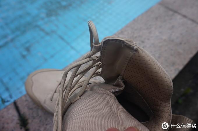 横评CQB潜伏者高帮靴