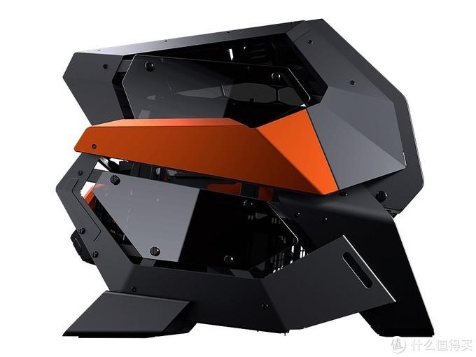 肌肉感十足、主板托盘可直接抽出:COUGAR 骨伽 推出 Conquer 2 征服者二代 顶级机箱