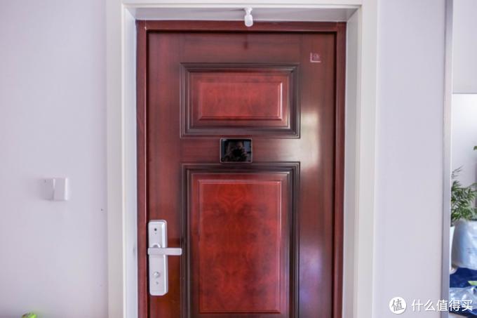 门口没摄像头的必装!智能猫眼打孔、安装、体验