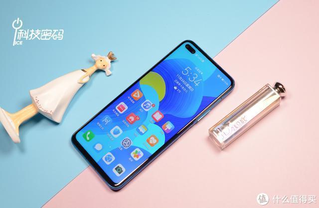 光影艺术 匠心之作 华为nova6 5G苏音蓝精美图赏