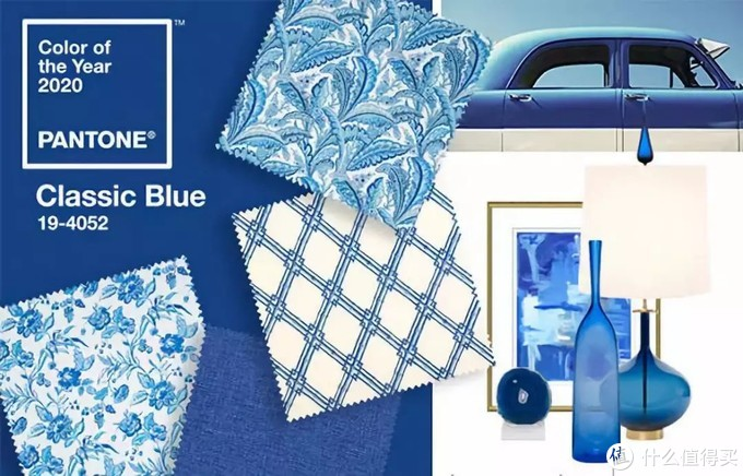 Pantone发布2020年度代表色:经典蓝 Classic Blue