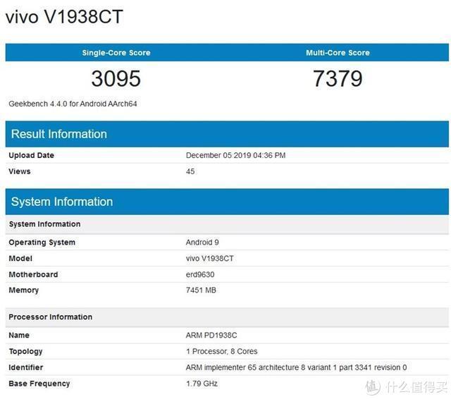 vivo X30 5G版跑分表现不佳 三星S11将搭载1亿像素主摄