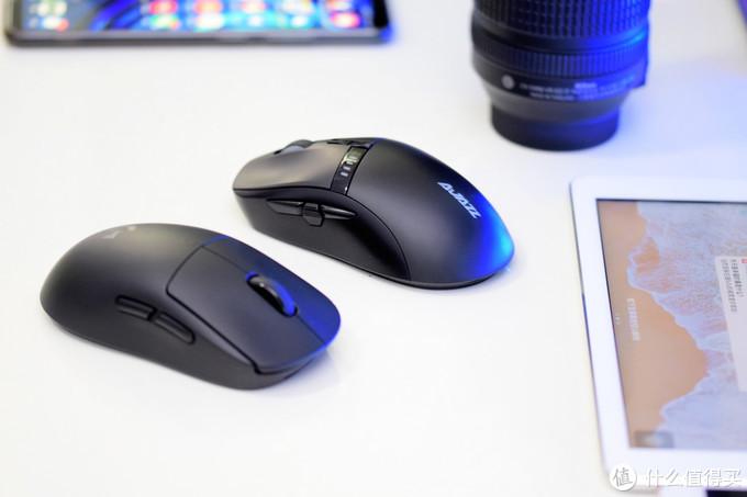 四分之一狗屁王,不到两百的双模游戏鼠标——黑爵i305 Pro