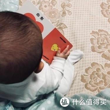 6个月小宝读小鸡球球认知洞洞书