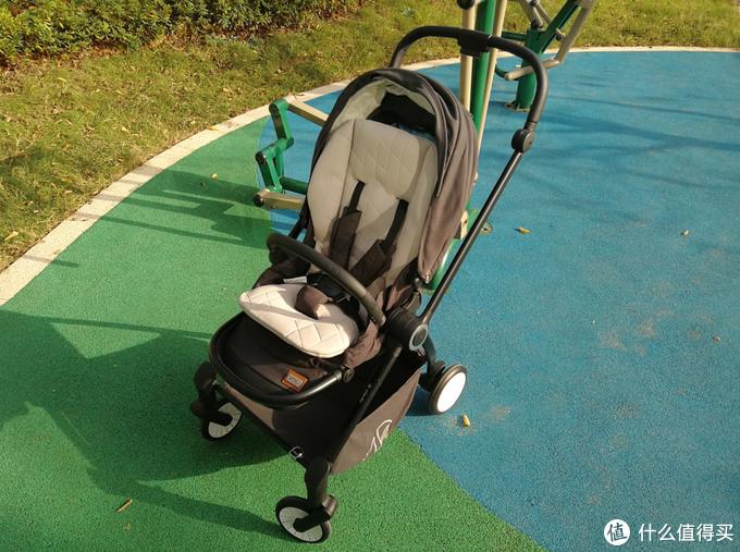 奶爸遛娃必备——多功能+高景观+轻便婴儿推车