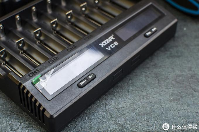 霸气八槽全功能充电电池解决方案—XTAR VC8
