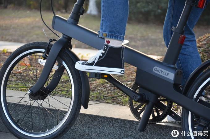 """小米生态链""""骑记电动助力自行车""""评测:铝合金车架,40km助力骑行"""