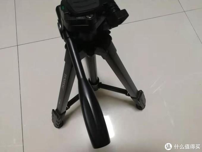 云腾VT-888三脚架开箱晒单