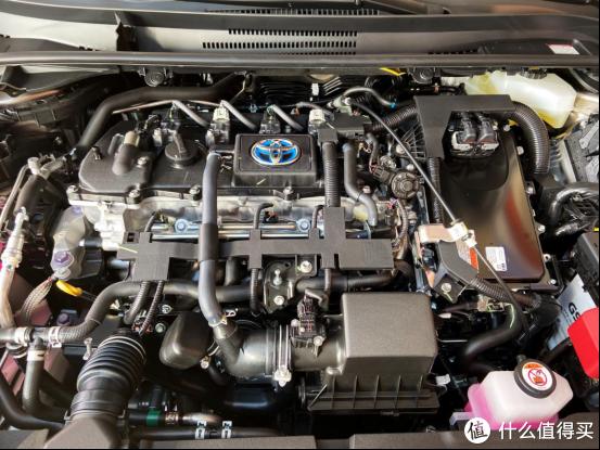 1.8L混合动力发动机