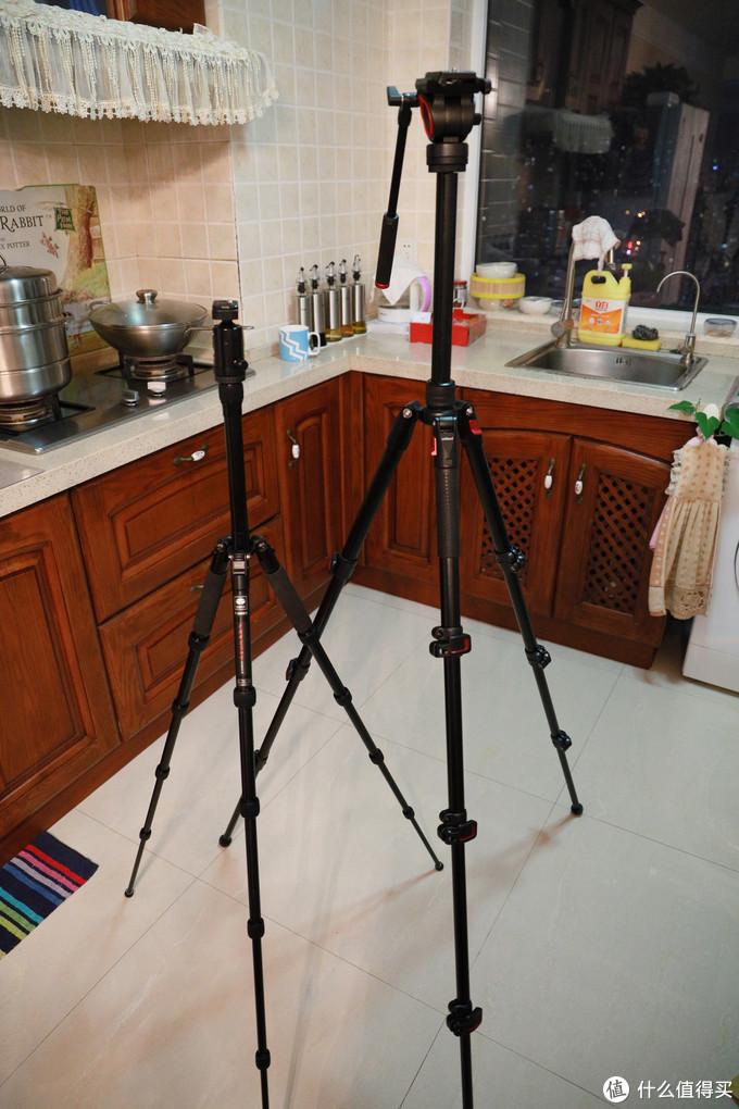 我的摄影多面助手——miliboo米泊MUFA轻便三脚架使用体验