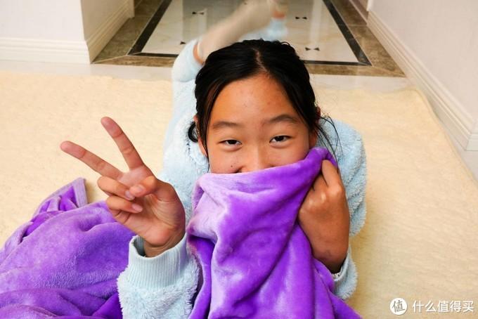 寒腿救星-带来冬季满满幸福感的SRUE双人双控调温电热毯使用体验