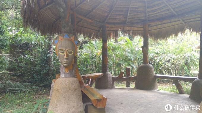 越南富国岛上的Safari动物园一日游