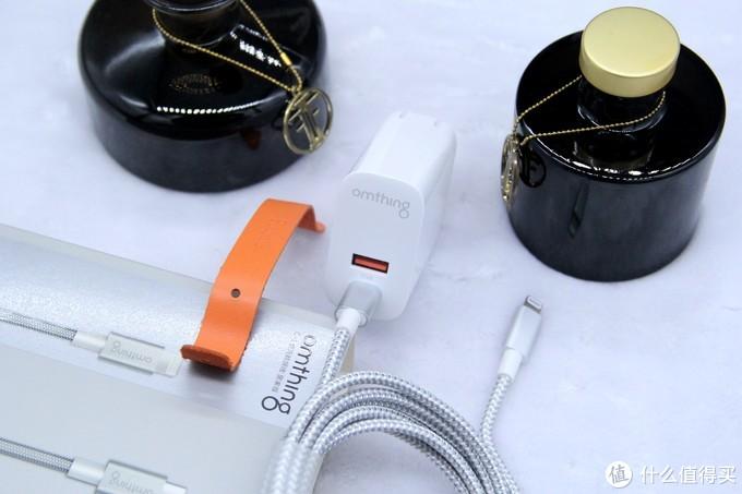 omthing万魔双口30W USB PD充电器,完美