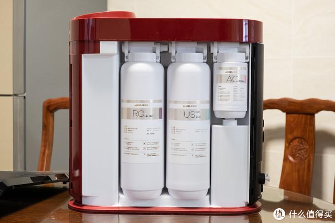 用它改善水质,我喝上了干净健康的直饮水:安吉尔哪吒净水器