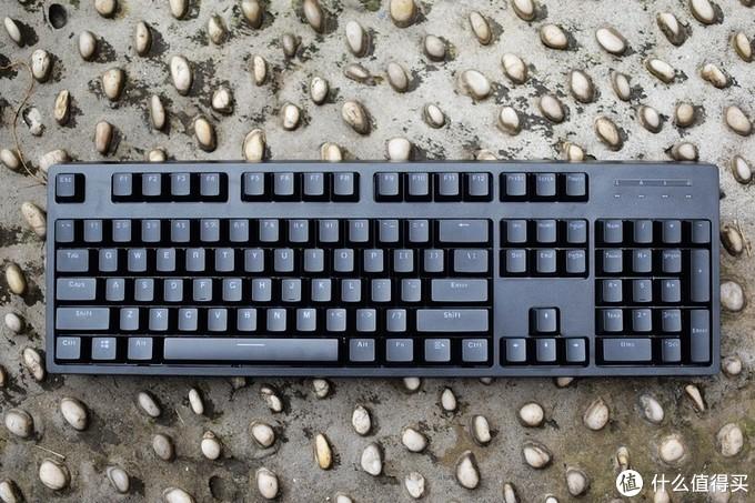 原厂Cherry红轴 雷柏V808背光游戏机械键盘