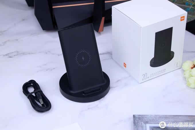 小米立式无线充电器评测:9 Pro最佳配件,横竖都能充!
