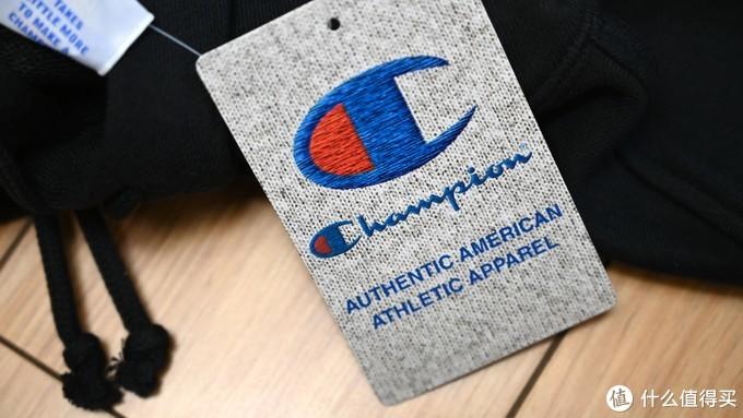 组个CP一起潮 日版Champion C3 Q-012 情侣卫衣 晒单