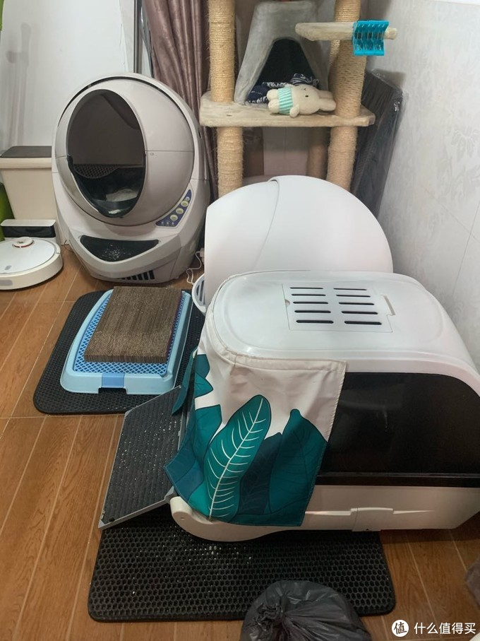 猫厕所狂欢:LitterRobot,LitterMaid,Petree