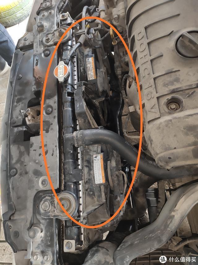 13万公里的老款伊兰特频繁高温,车主的做法险些导致发动机报废