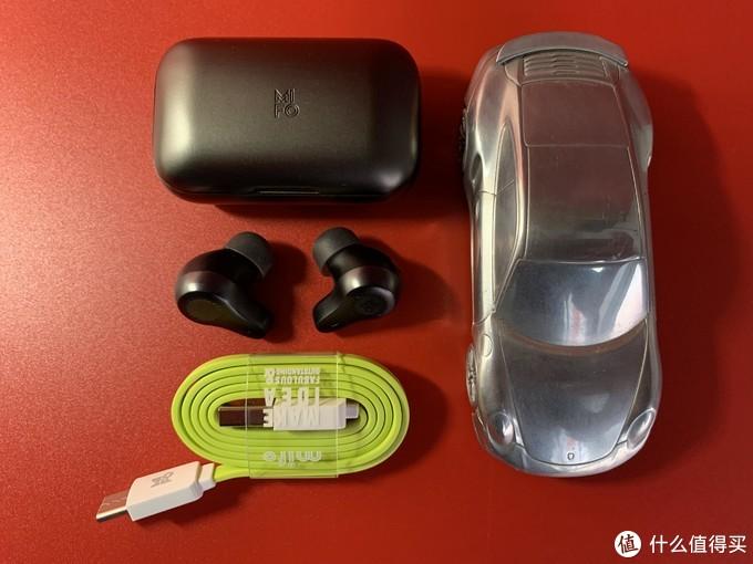 双动铁单元、双麦降噪的魔浪O7真无线蓝牙耳机开箱体验