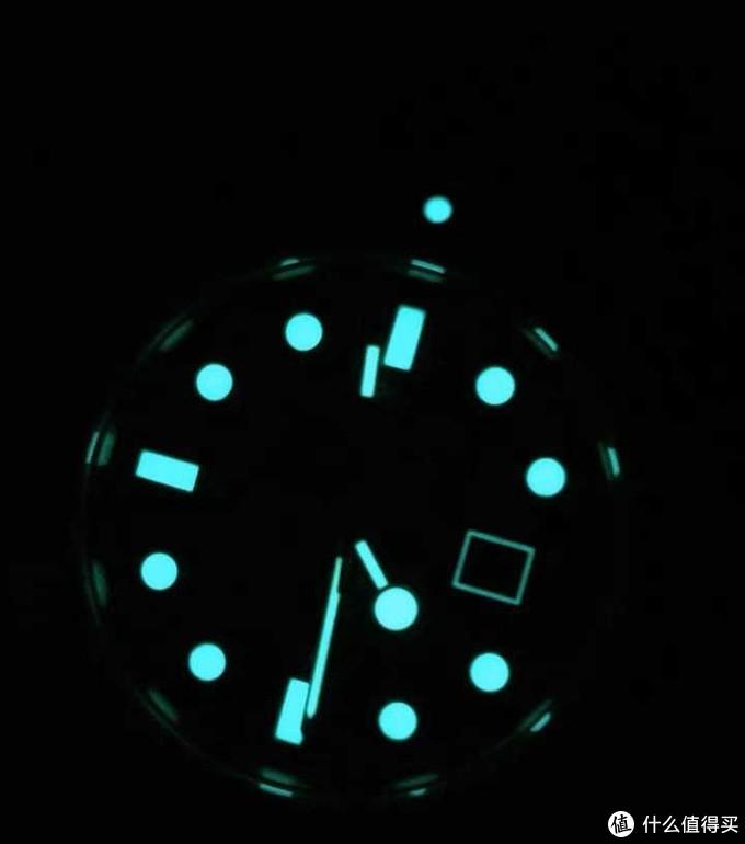 暗夜潜行,也不能失去方向,飞行员夜光Glycine冠星GL0234开箱