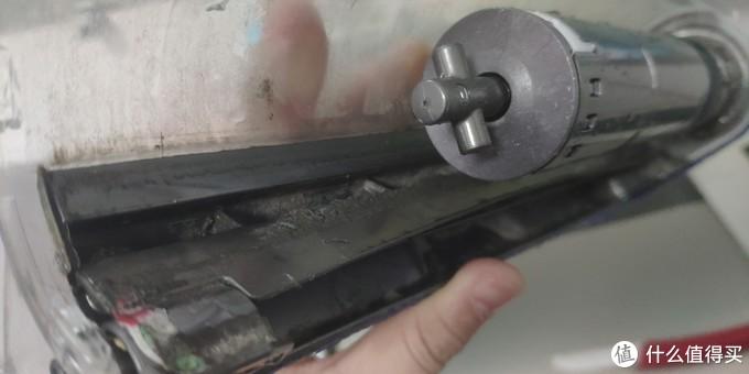 史上最详细!戴森v6软绒吸头拆解清洗维修,多图慎入