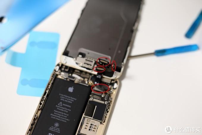 记录自己的第一次拆机!仅需15分钟,我的iphone满血复活!