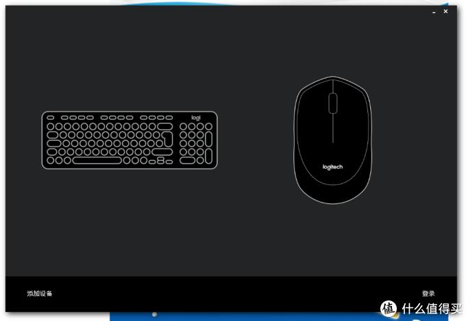 高颜值及高效+超静音的性能表现-罗技(Logitech)MK470 无线键鼠套装分享