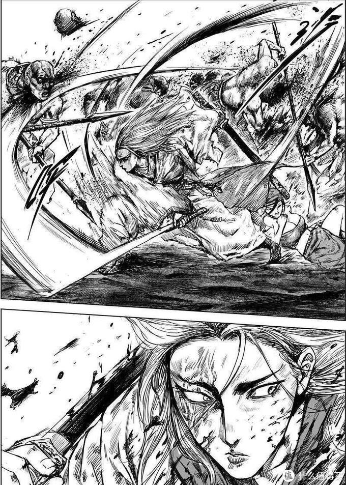 月读 篇二:镖人系列