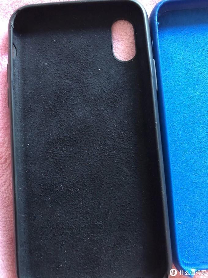 官方、高仿、淘宝购入的手机壳有什么不一样。iPhonex官方保护壳对比
