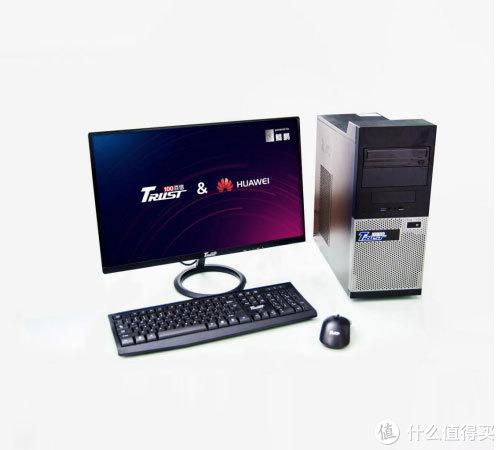 性能超酷睿i5:首款自主研发国产台式机 太行计算机 配置解析