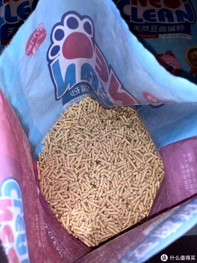 洁客(Drymax)植物无尘 绿茶味 豆腐猫砂6L/2.72kg 使用感受