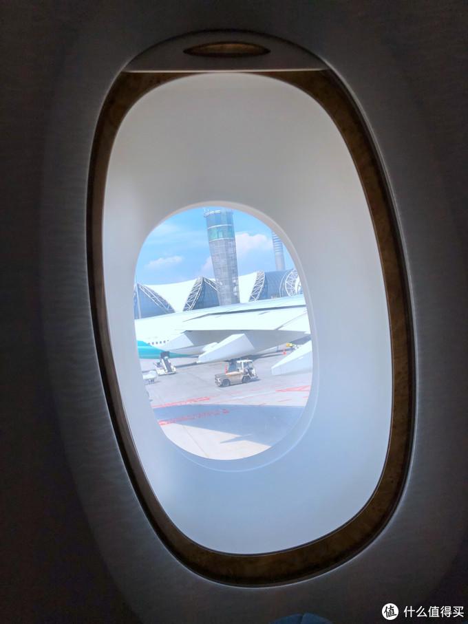 阿联酋航空 A380 乘坐体验