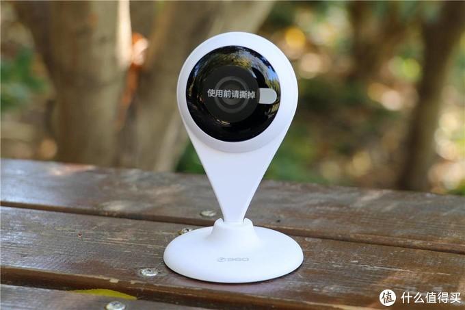 360小水滴AI版智能摄像机测评:高颜值守护家居安全