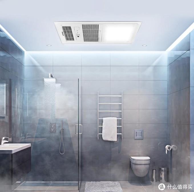 冬天洗澡冻成狗,浴室装灯暖还是风暖?我有我的倔强!